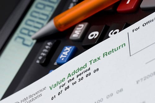 VAT accountant services